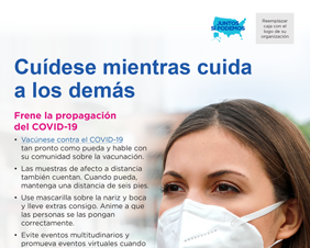 Take Care of Yourself While You Take Care of Others for Community Health Workers — Spanish