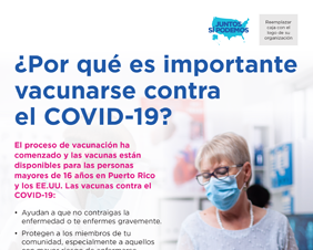 Why is it Important to Get Vaccinated Against COVID-19? — Spanish